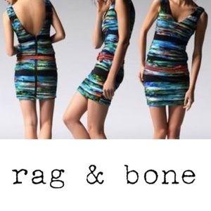 Rag & Bone Harley Silk Dress